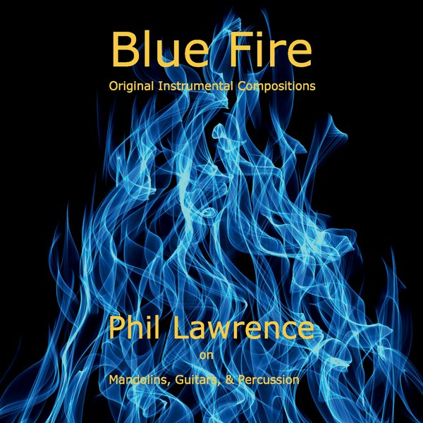 Blue Fire CD Cover