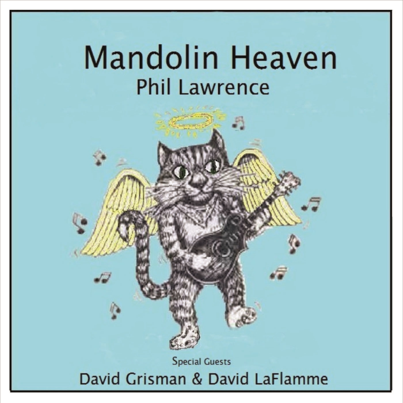 Mandolin Heaven Cover Image